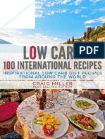 Low Carb 100 International Recipes - Inspirational Low Carb Diet Recipes From Around The World_nodrm