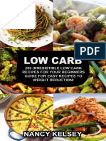 LOW CARB 200 IRRESISTIBLE LOW CARB RECIPES FOR YOUR BEGINNERS GUIDE FOR EASY RECIPES TO WEIGHT REDUCTION!_nodrm