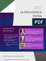 08 La Providencia Divina