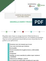 Las caretas con grafeno de Graphenemex/Integra