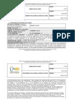 Syllabus de Organizacion y Metodos 102030