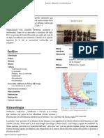 Selknam - Wikipedia, la enciclopedia libre