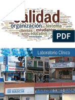gestion y acreditacion lab clinico