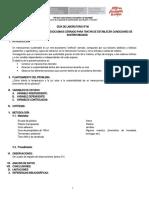 GUIA DE LABORATORIO 6. MESOCOSMOS
