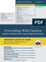 """Gov. Kay Ivey's May 21 amended """"safer-at-home"""" order"""