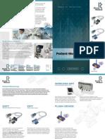 Patient Monitoring  - Elcam Medical