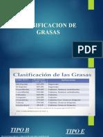 clasificacion de grasas.pptx