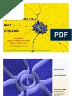 Nanotechnology and Organic