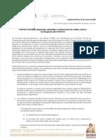 Criterios Contables Especiales Bancos (COVID-19)