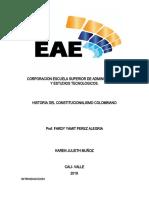 CONSTITUCIONALISMO COLOMBIANO