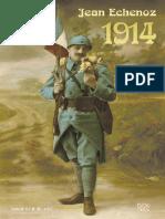 1914 - Jean Echenoz