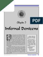 Chapter 7 - Infernal Denizens