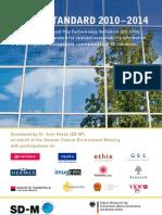 SD-KPI_Standard_2010-2014_Aggregate List of Important KPIs for Assessing Performance