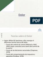 Dolor- Sindróme Bi, Cíatico, Fibromialgia 2014