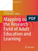 ENG (Lifelong Learning Book Series 24) Andreas Fejes, Erik Nylander - Mapping out the Research Field of Adult Education and Learning-Springer International Publishing (2019).pdf