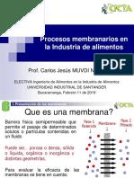 procesos membranarios