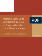 Icimod-Integrated Value Chain Development as a Tool for Poverty Alleviation