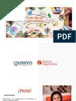 UNIVO El Marketing esta de vuelta  Diana Espinosa (1)