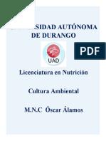 TRABAJO SOBRE EL PESCADO, CULTURA AMBIENTAL (1)