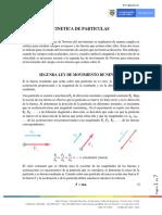 CINETICA DE PARTICULAS