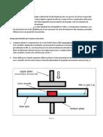 Protocollo test e descrizione esercizio