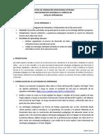 Guía 2 Fortalecimiento Educación Inicial