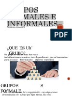 [PDF] Grupos formales e informales expo.pptx 1.pptx