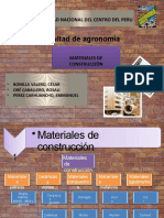 Materiales de Construccion Expo