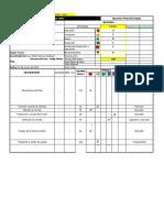 Diagrama Analitico  de Proceso- DAP ..Mady Muñoz Yela  ......