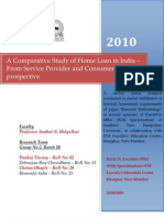 Home Loan Research Report 1