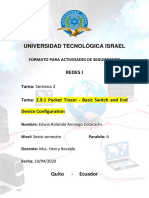 2.9.1 Packet Tracer - Basic Switch and End Device Configuration_EDWIN_ANRANGO