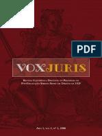 revista_voxjuris_ano1_vol1_n1_2008