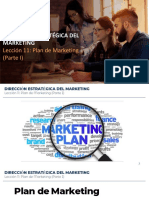 Sesion 11-Plan de Marketing (Parte I)