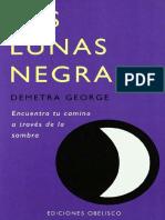 Demetra George - Las lunas negras.pdf