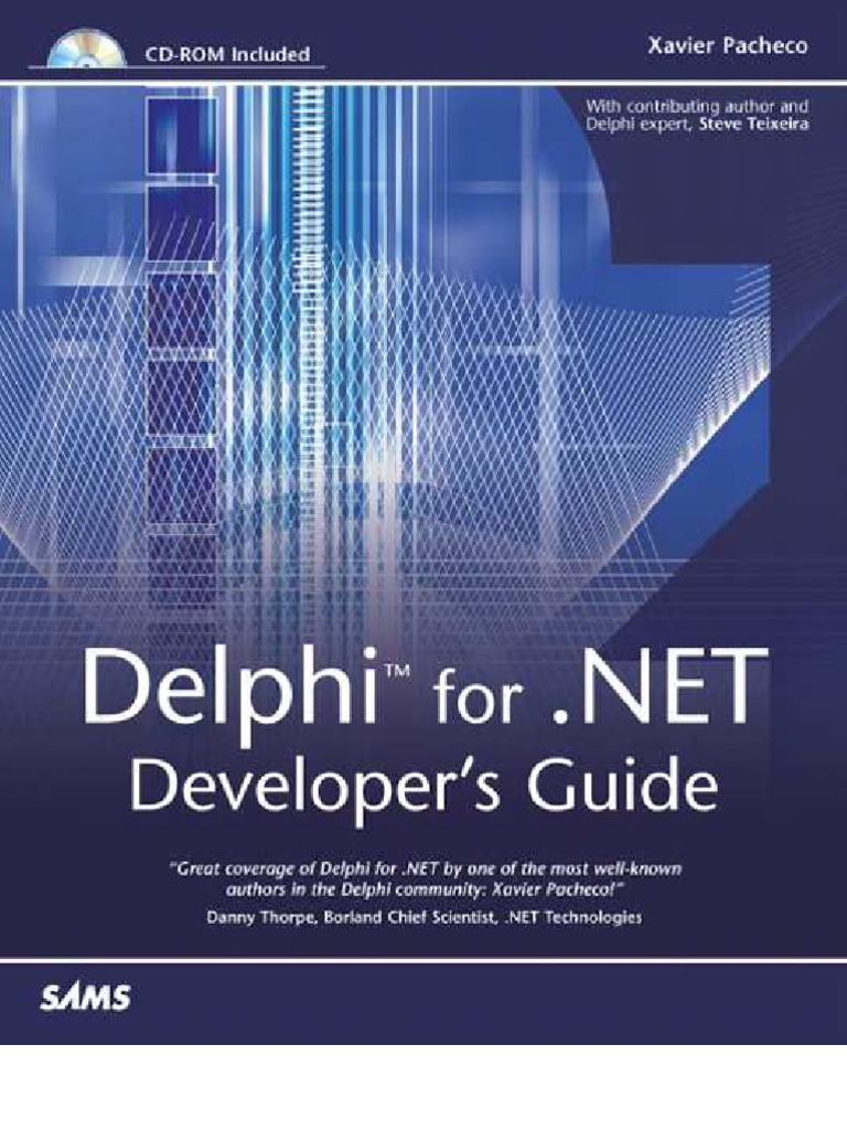 Delphi for developers guide component object model class delphi for developers guide component object model class computer programming fandeluxe Images