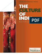 The Culture of India [Understanding India]