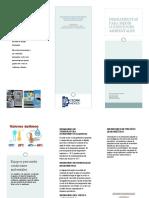 Herramientas para medir condiciones ambientales (triptico)