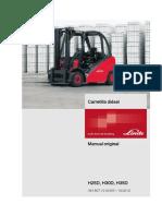 393-01 Diesel operator manual 3938071004 ES 10-2010