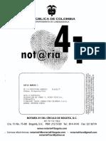 PODER ESPECIAL DE REPRESENTACIÓN EMPRESARIAL