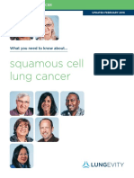 squamous cell lung carcinoma