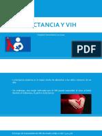 Lactancia y VIH