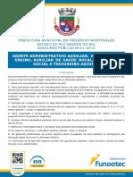 Agente Adm Auxiliar (2)