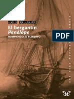 El bergantin Penelope - Luis M. Delgado Banon