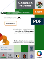 DEPRESION ADULTO MAYOR_GPC