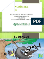 Dengue- Comunidad y salud