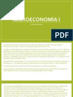 Microeconomía I 27 parte dos