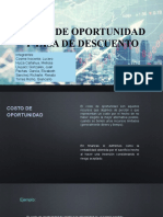 CMPC (Coste Medio Ponderado de Capital) (1)