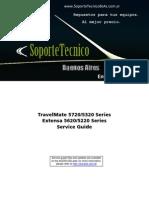 Service Manual Acer Travel Mate 5720 5320 Extensa 5620 5220