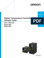 ultimo-H211-E1-02 E5EC-800 User's manual