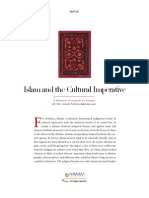 Islam & Culture Dr Faruq